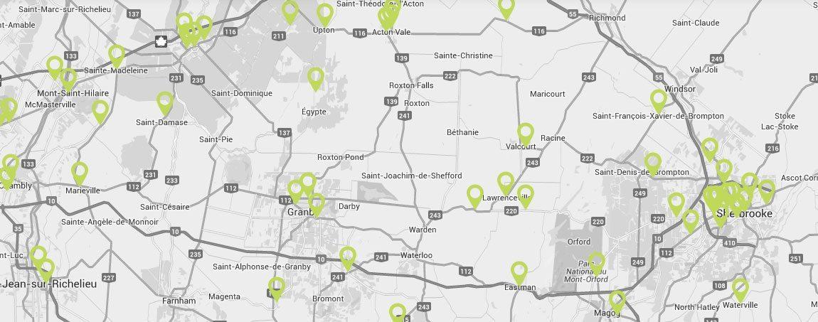 Un vaste réseau de distribution - À propos de Jardi