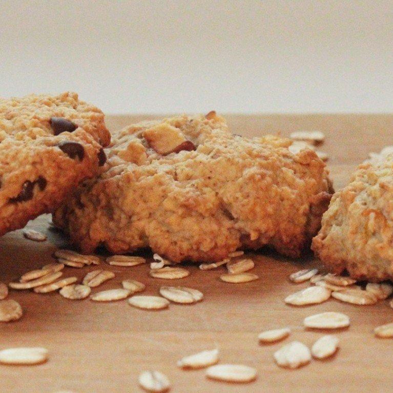 Biscuits à l'avoine trois façons
