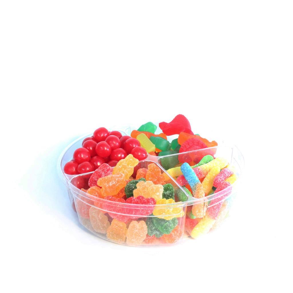 Carrousel de bonbons surs