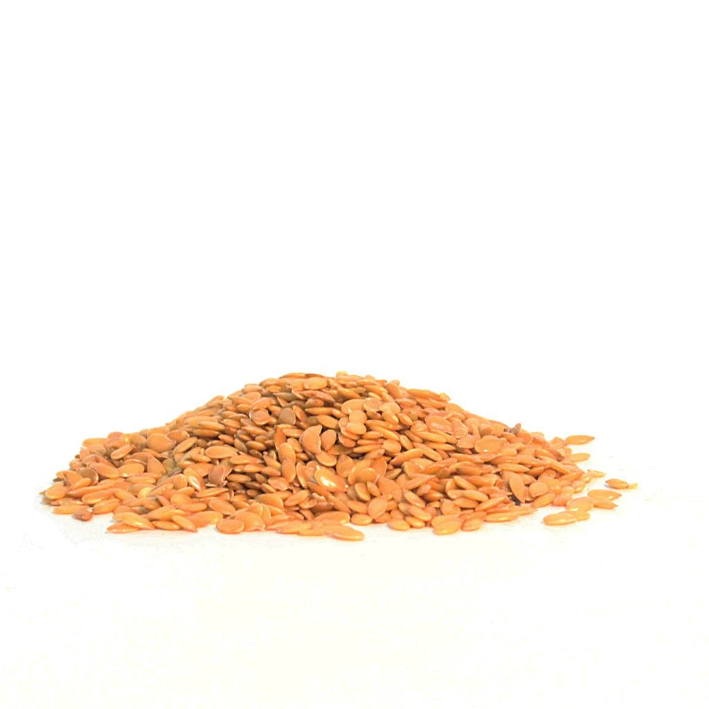 Graines de lin dorées