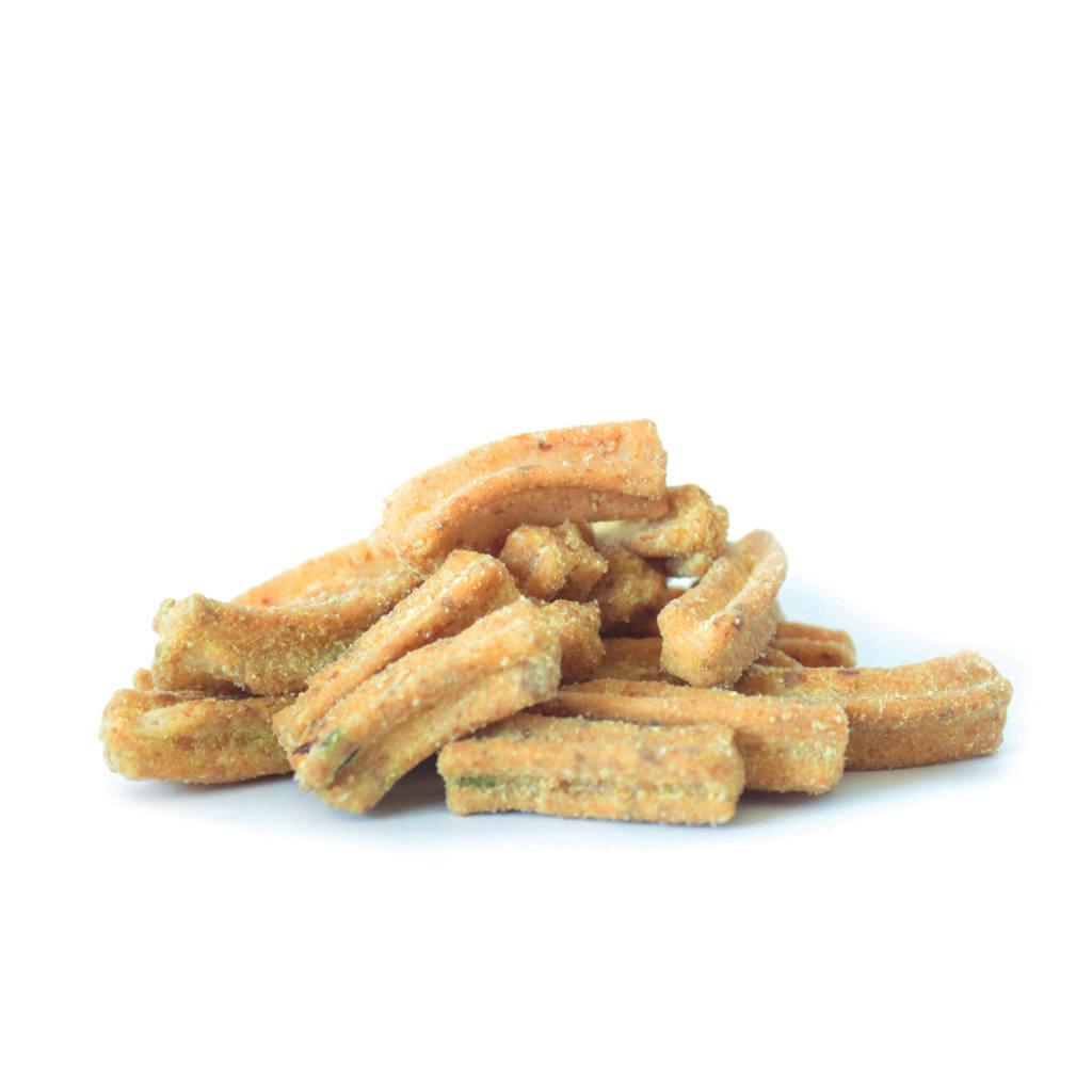 Bâtons de soja miel et Dijon