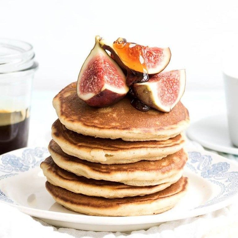 Pancakes pour matin paresseux