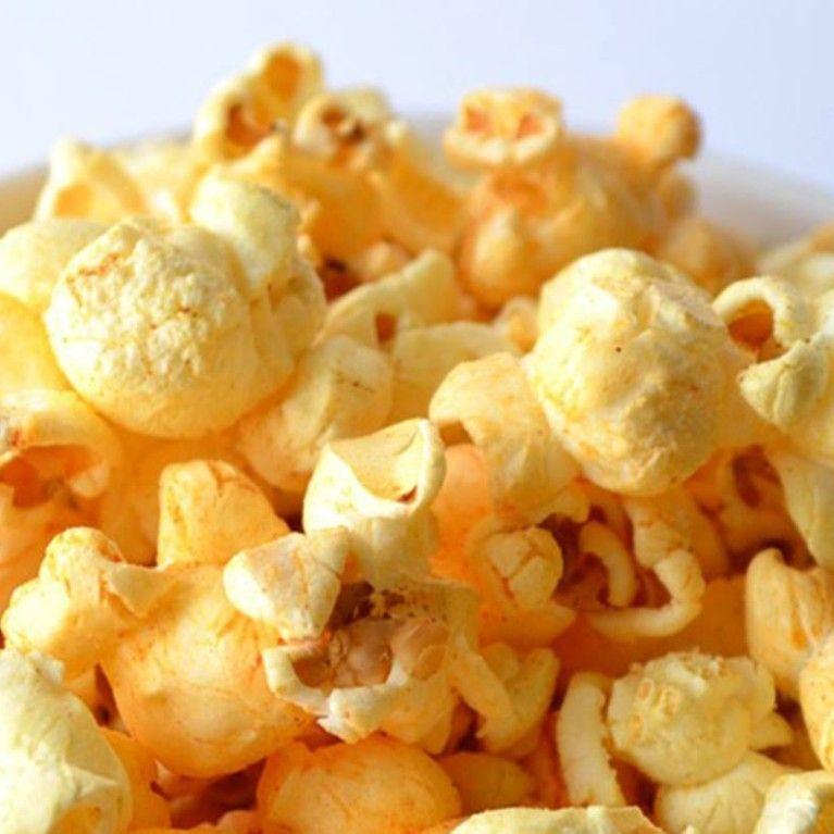 Comment faire du popcorn sur un feu de camp
