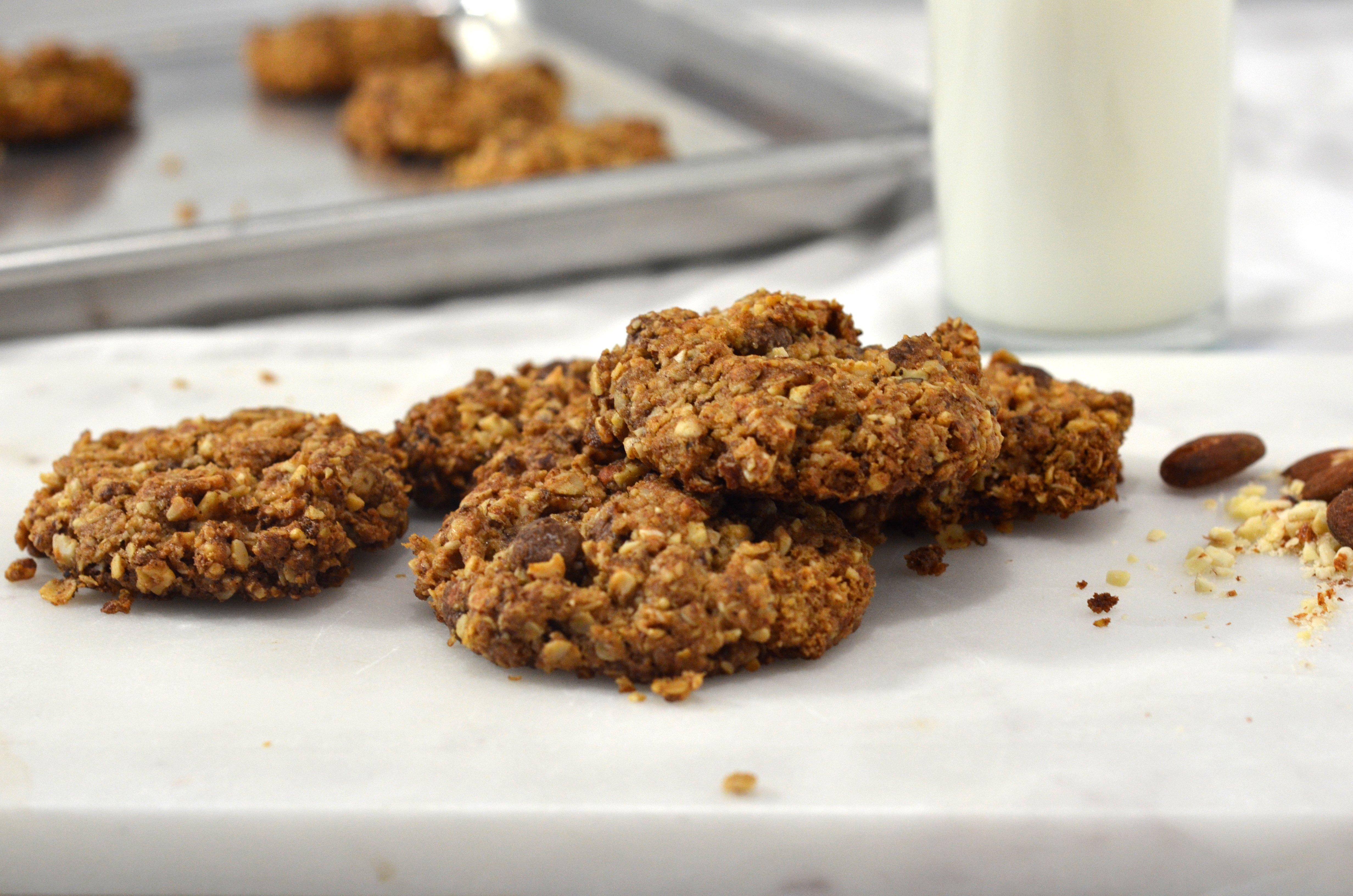 Biscuits moelleux à la poudre d'amande