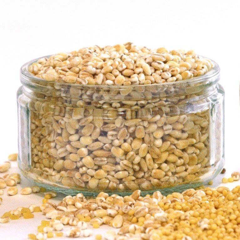 Grains des céréales indémodables
