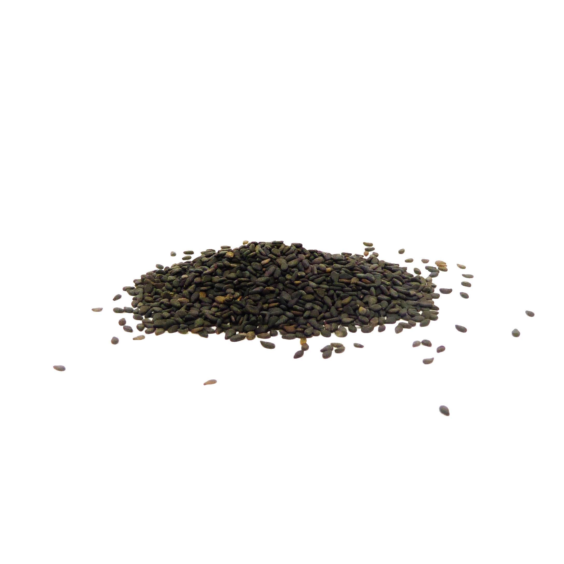 Graines de sésames noires