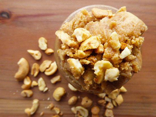 Beurre de cajou vanille & érable - Beurre de noix maison : Comment faire? + 3 variantes