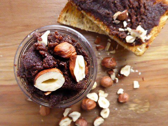 Tartinade noisettes & chocolat - Beurre de noix maison : Comment faire? + 3 variantes