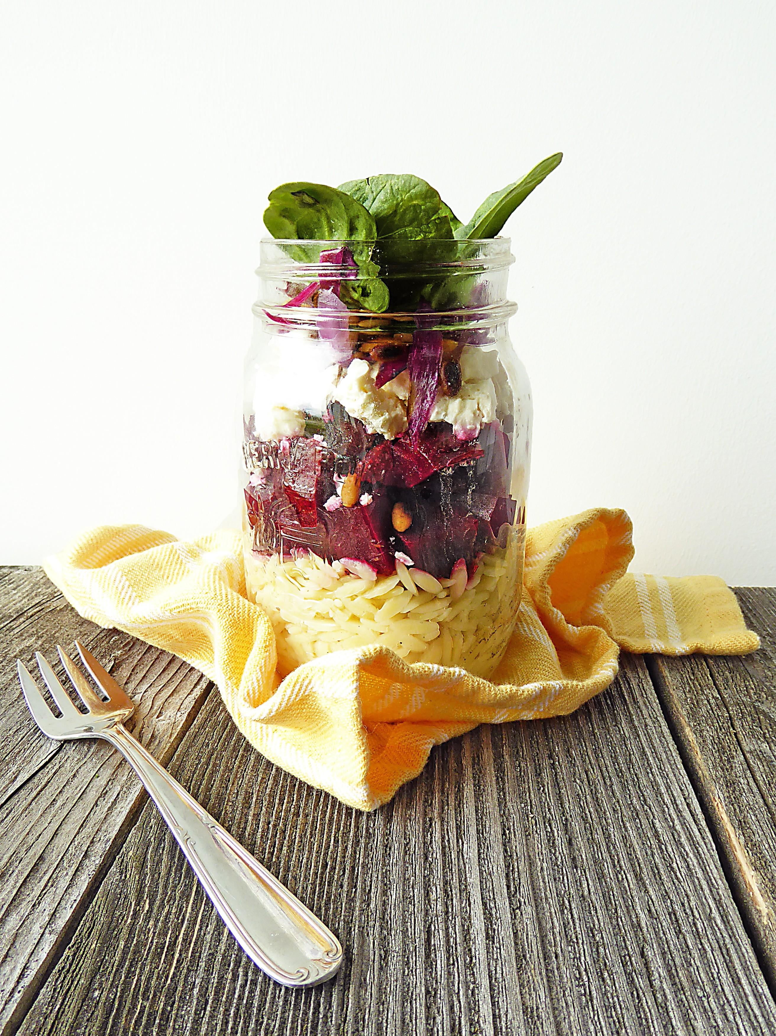 Réussir sa salade en pot