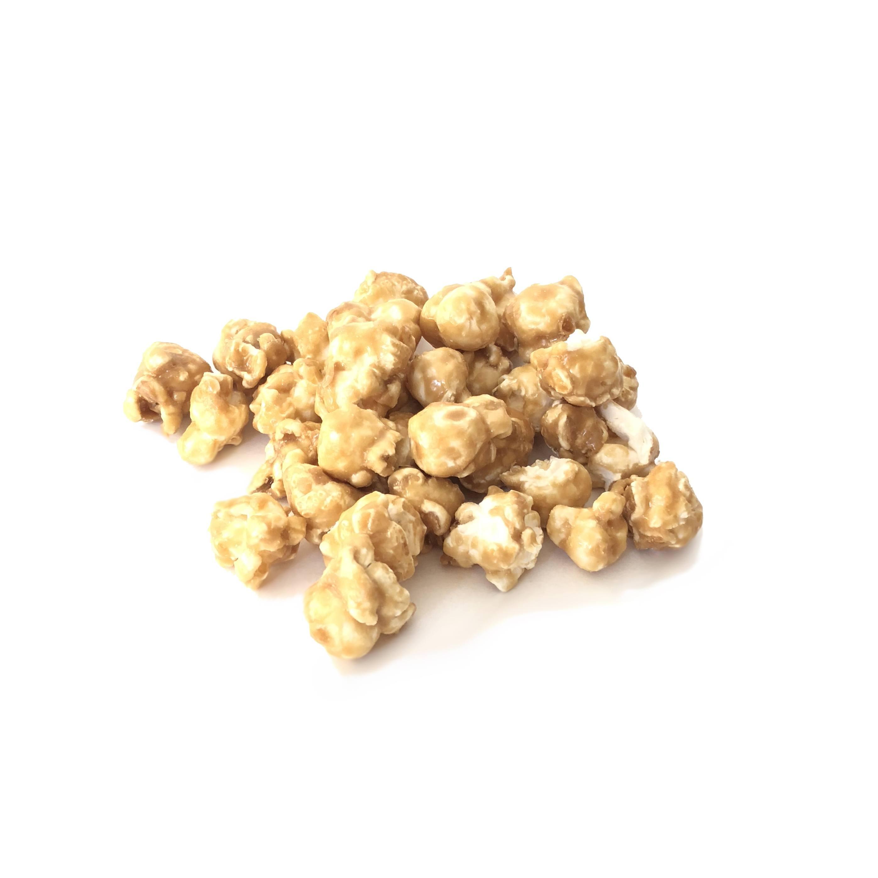 Maïs au caramel